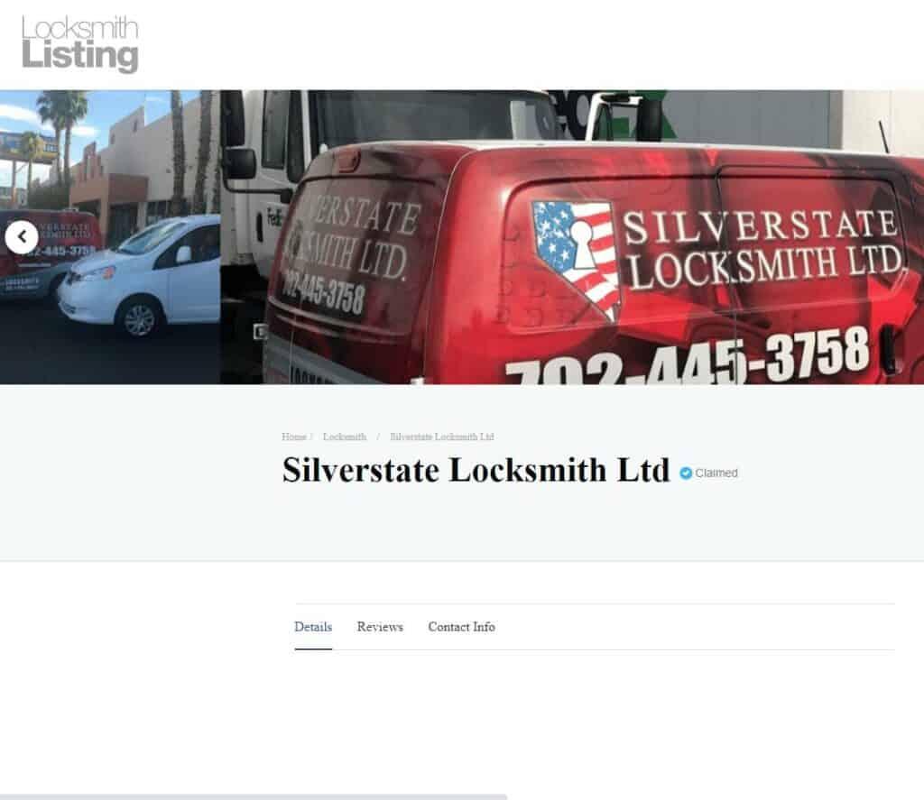 Locksmith-Listing-Citation