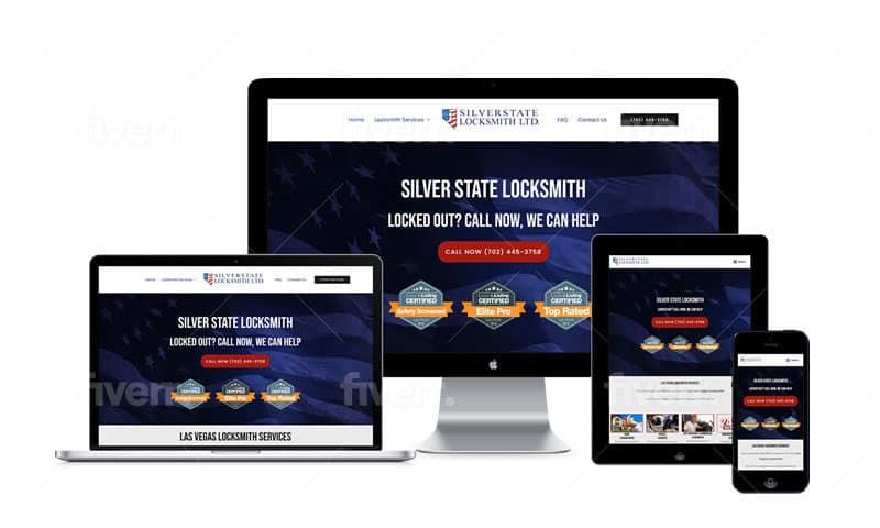 Locksmith-Website-Design-Examples
